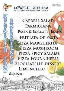 Neapolitan Food Experience @ Buccelli's