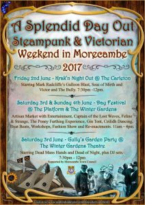 A Splendid Day Out - Steampunk Festival Morecambe @ Morecambe